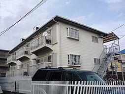 ホワイトパレス市ヶ尾[2階]の外観