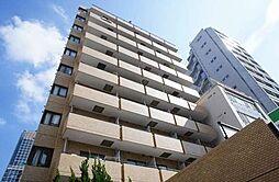 マートルコート三田[6階]の外観