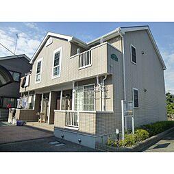神奈川県小田原市高田の賃貸アパートの外観