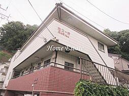 光コーポ堀ノ内No.1[1階]の外観