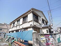 柳荘[201号室]の外観