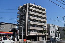 愛知県名古屋市昭和区川原通1丁目の賃貸マンションの外観