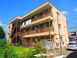 大津マンション[2階]の外観