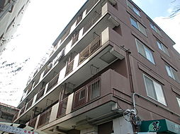 金川マンション[5階]の外観