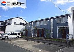 [タウンハウス] 愛知県豊橋市南牛川1丁目 の賃貸【/】の外観
