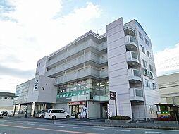 滋賀県栗東市綣4丁目の賃貸マンションの外観