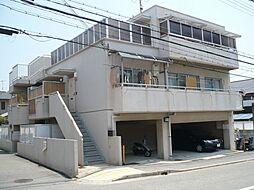 ユートピア歌敷山[2階]の外観