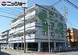 ブルーサウスマンション[3階]の外観