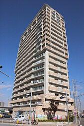 シビックタワー岡崎[1403号室]の外観
