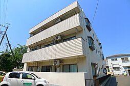 興亜第3マンション[3階]の外観