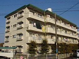 マンション浅井[201号室]の外観