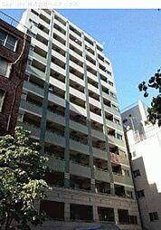 東京都新宿区新宿の賃貸マンションの外観