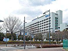 国立病院機構 災害医療センター 1000m