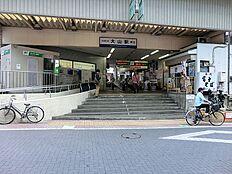 東武東上線大山駅