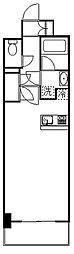 ヨシザワ18マンション[11階]の間取り