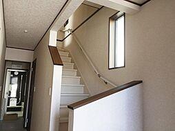 4号棟階段