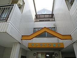 大阪府東大阪市東上小阪の賃貸マンションの外観