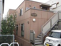 東京都新宿区下落合4丁目の賃貸マンションの外観