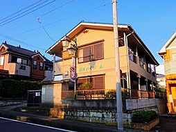 椿峰ハイツ[1階]の外観