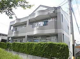 クレストールB棟[1階]の外観