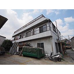 東京都足立区東伊興4丁目の賃貸マンションの外観