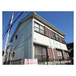 カーサ鶴沢[2階]の外観