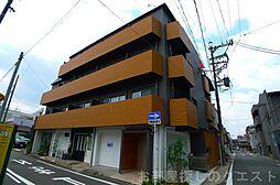 愛知県名古屋市瑞穂区駒場町4丁目の賃貸マンションの外観