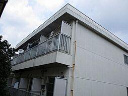 神奈川県川崎市宮前区菅生6丁目の賃貸マンションの外観