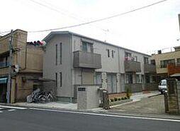 東京都葛飾区西新小岩5丁目の賃貸アパートの外観