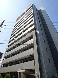 エスリード阿波座シティーウエスト[12階]の外観