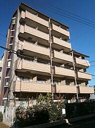 東京都立川市砂川町6丁目の賃貸マンションの外観