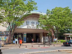 「草加駅」バス...