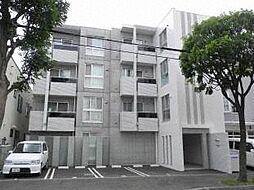 プロヴィデンス東札幌[405号室]の外観