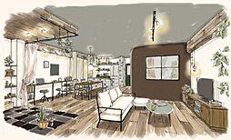 光溢れる住空間でリノベ生活を  ガーデンヒルズ三河安城VIP