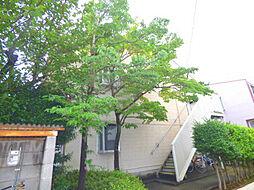 コート芝ファミールI[2階]の外観