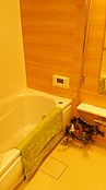 浴室換気乾燥機付きです