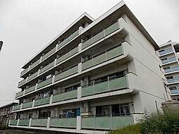 西青木第一マンション[4階]の外観
