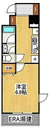 コフレ横浜星川[5階]の間取り