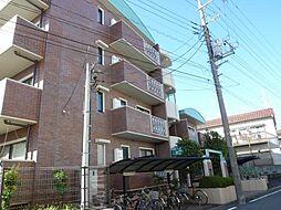 ガーデンハウス参番館[2階]の外観