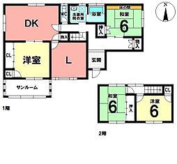 永覚駅 2,898万円