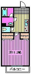 上小−MSK[504号室]の間取り