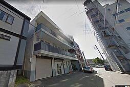 北海道札幌市東区北十四条東8丁目の賃貸アパートの外観