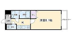 西大路駅 6.9万円