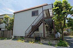 ガーデンハウスA棟 bt[205kk号室]の外観