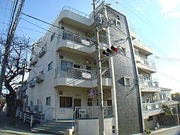 兵庫県神戸市灘区篠原本町4丁目の賃貸マンションの外観