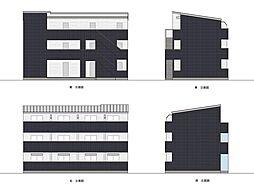 LE GRAND(ルグラン)[202号室]の外観