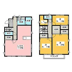 宇都宮駅 11.5万円