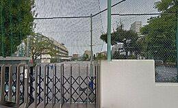 周辺環境-中学校(400m)江東区立第二南砂中学校