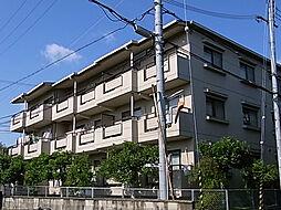 サンパティオ A棟[3階]の外観
