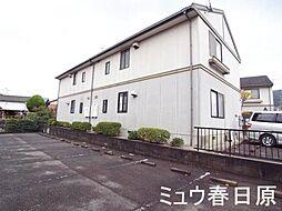 福岡県大野城市牛頸2丁目の賃貸アパートの外観